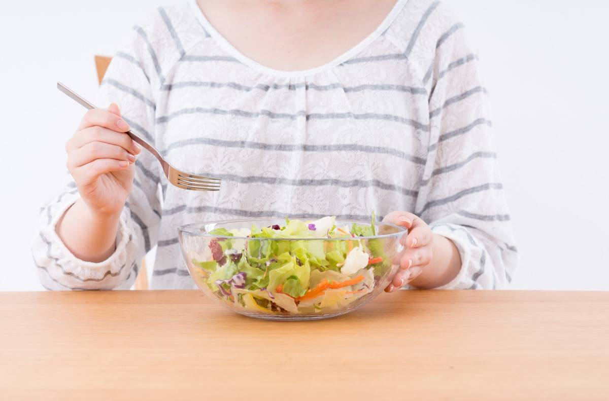 ダイエットの時に気にする食べ物について聞いてみた